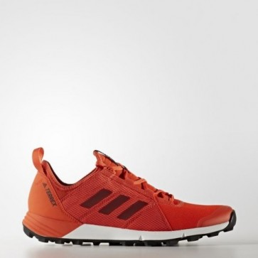 Adidas Terrex Agravic Speed Homme Chaussures Energie Rouge / Core Noir BB3063