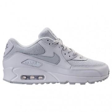 Nike Air Max 90 Essential Hommes Blanc Chaussures de course 537384 134