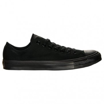 Homme Converse Chuck Taylor Low Top Chaussures M5039 Noir, Mono