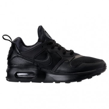 Hommes Nike Air Max Prime 876068 006 Noir, Gris foncé Chaussures de sport