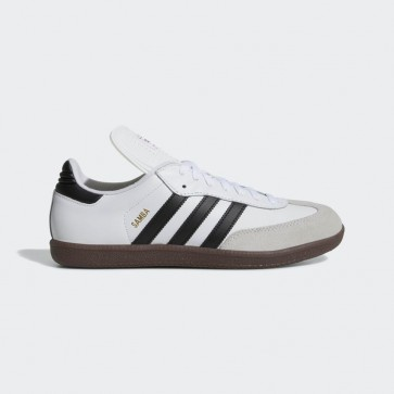 Adidas Soccer Samba Classic Homme Running Blanc Ftw / Noir / Running Blanc 772109
