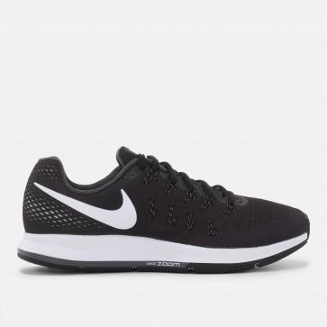 Hommes Nike Air Zoom Pegasus 33 Chaussures de sport Noir / Blanc
