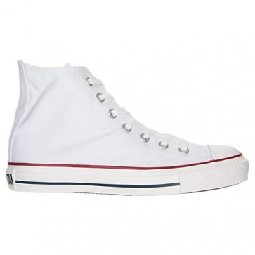 Converse Chuck Taylor High Top Femme Chaussures W7650 Blanc optique