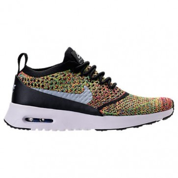 Femme Nike Air Max Thea Ultra Flyknit 881175 600 Burnt cramoisi / Wolf Gris / Noir Chaussures