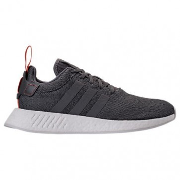 Cinq Gris / Future Harvest Adidas NMD R2 Homme Chaussures BY3014