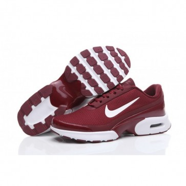 Hommes Chaussures de course Nike Air Max Jewell - Vin rouge