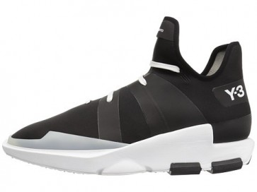 Adidas Y-3 by Yohji Yamamoto Homme Core Noir / Core Noir / Cristal Blanc Chaussures