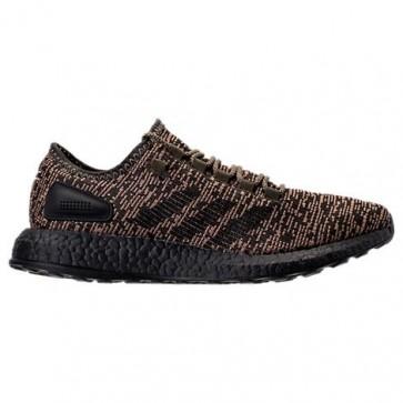 Homme Adidas Pure Boost CB Cargo de nuit / Core Noir Chaussures de course CG2986