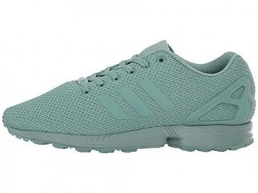 Hommes Adidas Originals ZX Flux - Clima Pastels Vapeur en acier / Vapeur en acier / Vapeur en acier