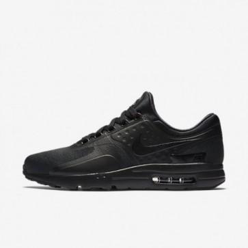 Chaussures de course Nike Air Max Zero Essential Hommes Noir / Noir / Noir 876070-006