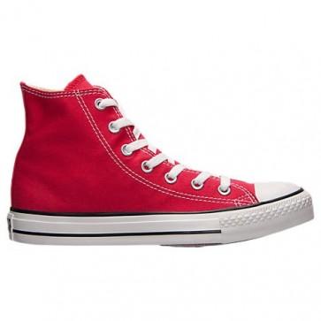 Femme & Homme Converse Chuck Taylor Hi Top Chaussures M9621 Rouge