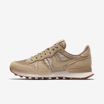 Femmes Chaussures Nike Internationalist 828407-202 Lin, Sail, Gomme Brun moyen, Lin