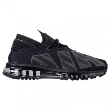 Homme Nike Air Max Flair SE Chaussures de course Noir, Anthracite, Noir AA4084 001