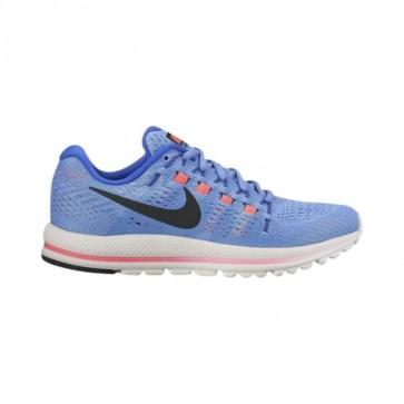 Femme Chaussures de course Nike Air Zoom Vomero 12 Polar, Noir, Paramount Bleu, Aluminum 863766-400