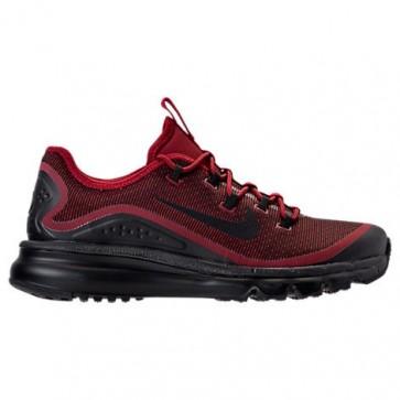 Hommes Chaussures de sport Nike Air Max More Rouge, Noir, Université Rouge 898013 600