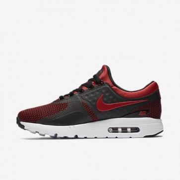 Homme Nike Air Max Zero Essential Chaussures de course Université Rouge / Noir / Rouge 876070-600