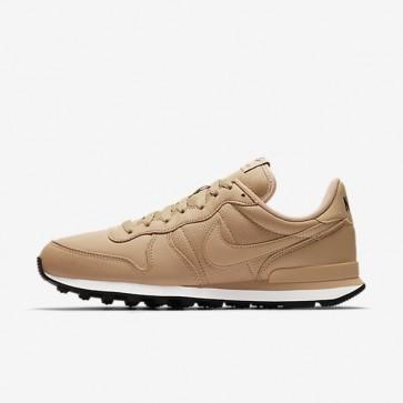 Nike Internationalist 631754-202 Hommes Champignon / Sail / Noir Chaussures de course