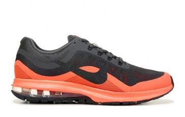 Hommes Air Max Dynasty 2 Chaussures de course Gris foncé / Orange