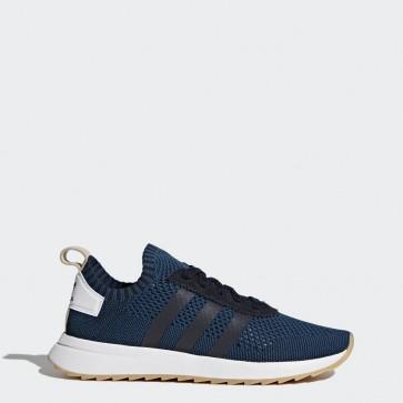 MULTI Bleu Adidas Originals Flashback Primeknit Femme Chaussures BY9911