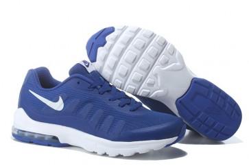 Nike Air Max 95 Bleu, Blanc Hommes Chaussures