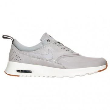 Chaussures de course Nike Air Max Thea Premium Femme 616723 013 Wolf Gris, Sail, Brouillard de minuit