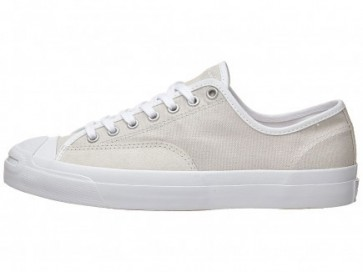 Chaussures de course Converse Jack Purcell Pro Hommes Pale Putty / Blanc / Blanc