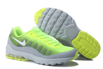 Homme Nike Air Max 95 Chaussures de course Vert / Gris