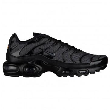 Noir / Gris foncé / Noir Nike Air Max Plus - Femme Chaussures 05112050
