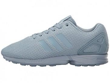 Adidas Originals ZX Flux - Clima Pastels Homme Bleu tactile / Bleu tactile / Bleu tactile