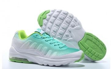(Blanc, Vert, Bleu) Nike Air Max 95 Femmes Chaussures