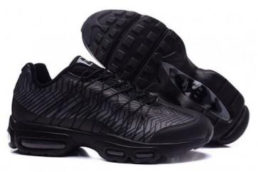 Nike Air Max 95 Homme Chaussures de sport Tout Noir