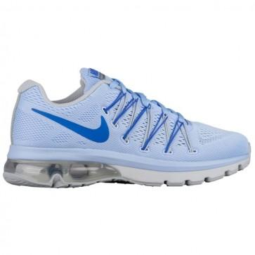 Femmes Nike Air Max Excellerate 5 Aluminum, Argent métallique, Bleu moyen 52693401