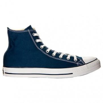 (Femmes, Hommes) Navy Converse Chuck Taylor Hi Top Chaussures de course M9622