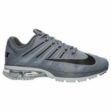 Gris froid, Noir, Wolf Gris, Gris foncé Hommes Nike Air Max Excellerate 4 Chaussures 806770 022
