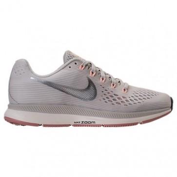 Chaussures de course Femme Nike Air Zoom Pegasus 34 Pale Gris / Sail 880560 004