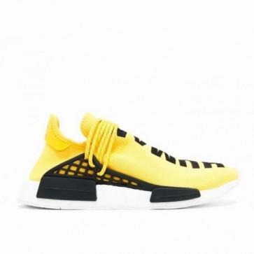 Chaussures de running Adidas Canada NMD PW Human Race Homme Jaune, Noir