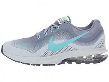 Homme,Femmes Nike Air Max Dynasty 2 Dark Bleu ciel / Aurora Vert / Platine pure Chaussures de course