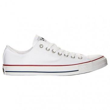 Converse (Femmes, Hommes) Chuck Taylor Low Top Chaussures M7652 Blanc optique