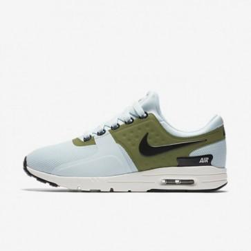 Nike Air Max Zero Femme Glacier Bleu / Ivoire / Palm Vert / Noir Chaussures 857661-400
