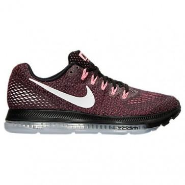Femme Nike Zoom All Out Low Noir / Blanc / Lava Glow / Bleu polarisé Chaussures 878671 002