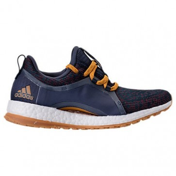 Femmes Chaussures de running Adidas Pure Boost Xpose ATR Lefen Ink / Rouge / Tactile Jaune BY2690