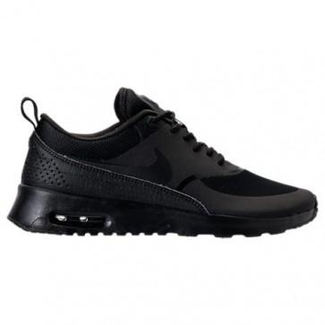 Nike Air Max Thea Casual Femme Chaussures Noir / Noir 599409 025