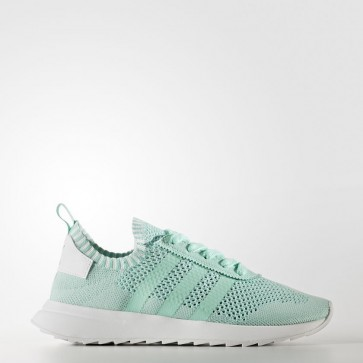 Adidas Originals Primeknit Flashback Femme Chaussures de sport MULTI Mint, Vert BY2793
