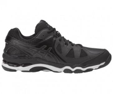 Asics Gel Netburner Super 7 Femme Chaussures Netball - Noir / Gris foncé