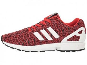 Homme Adidas Originals ZX Flux Graphic Rouge, Core Noir, Blanc