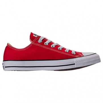 (Femmes, Hommes) Converse Chuck Taylor Low Top Rouge Chaussures M9696