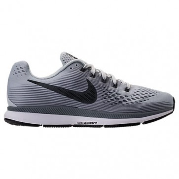 Platine pure / Anthracite / Gris froid Homme Nike Air Zoom Pegasus 34 Chaussures 880555 010