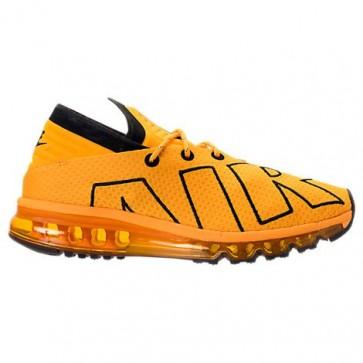 Homme Nike Air Max Flair Université Doré / Noir Chaussures de course 942236 700