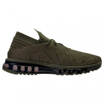 Homme Nike Air Max Flair Chaussures de sport Olive moyenne et Séquoia 942236 200
