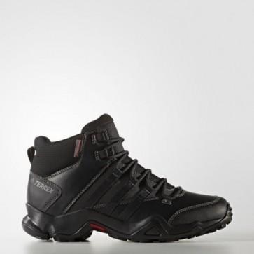 Homme Adidas Terrex AX2R Beta Mid Climawarm Core Noir / Gris Chaussures S80740